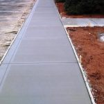 Concrete Walkway Estimate Clarkson Valley MO