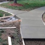 Concrete Walkway Webster Groves MO 63119