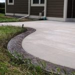 Concrete Patio Estimate Bid
