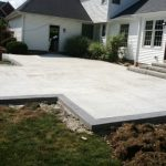 Concrete Patio Estimate bid Webster Groves MO 63119