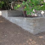 Landscaping Wall Estimate Bid