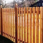 New wood Fence and Fence Repair