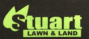 Stuart Lawn and Land Logo