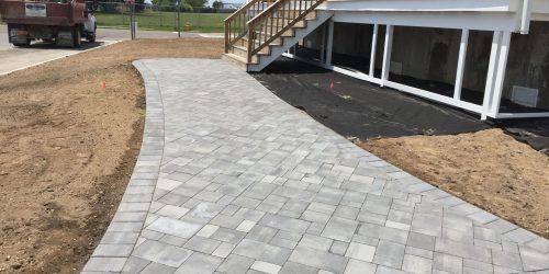 Paver Walkway, Concrete Walkway & Walkway