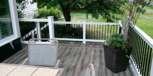 Deck & Deck Rail